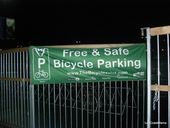 Free and Safe Bicycle Parking