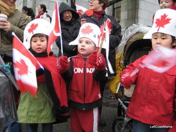 Go Canada Go Dance