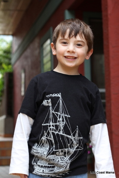 Aidan Patrick Floyd age 5.5 years