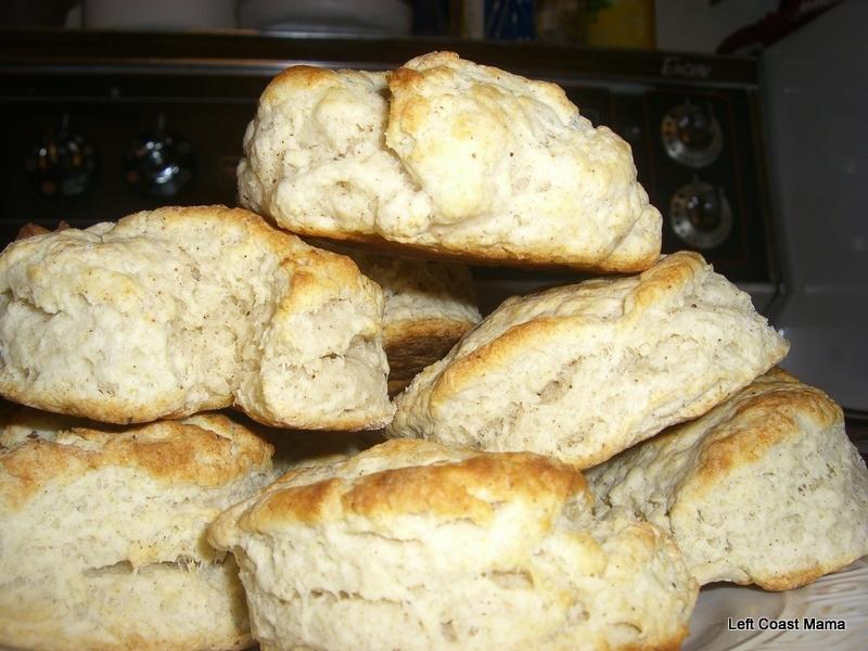 Recipe: Potato Scones « Left Coast Mama