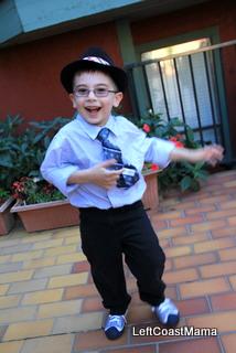 Dancing Aidan
