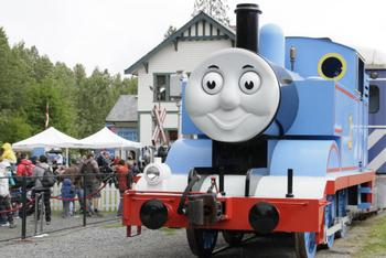 Thomas the Tank Engine, Life Sized