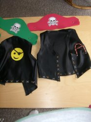 Pirate vests